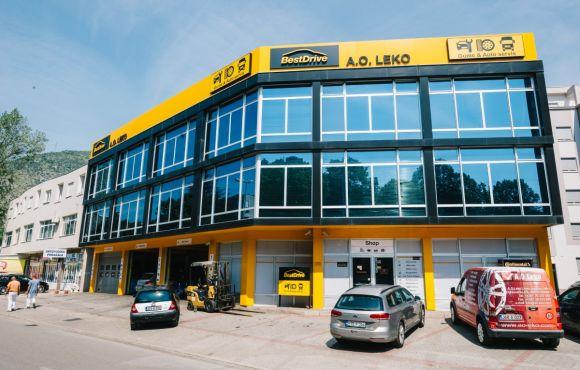 AO Leko – Best Drive